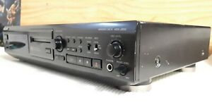 Sony MD Recorder / Player MiniDisk Deck MDS-JE510