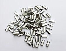 COT Mini Aluminum Sleeve Crimps 1.2 mm 60-80 lb - 100pk