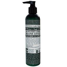 Dr Bronners Organic Patchouli Lime Lotion 236ml X 2