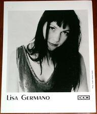 Lisa Germano 8x10 B&W Press Photo 4AD Records