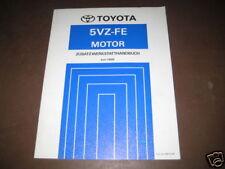 Werkstatthandbuch Toyota Land Cruiser Motor ,St.06/1999