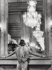 1934/66 Vintage Model GLAMOUR FASHION Paris Photo Art 16x20 ~ ALFRED EISENSTAEDT