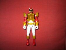 Power Rangers Mega-force Ultra Metallic Force Red Ranger Action Figure