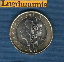 Pays Bas 2006 - 1 Euro - Pièce neuve de rouleau - Netherlands