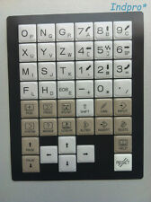 For Fanuc A98L-0005-0298/T #T Oi-TC Membrane Keysheet Keypad Keyboard
