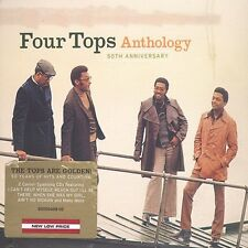 The Four Tops - 50th Anniversary Anthology [New CD] Rmst, Digipack Packaging