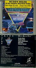 BUDDY MILES & the Mighty Rhythm Tribe - Lakeside 1993 with BIO booklet