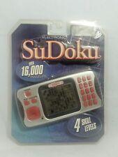 Electronic SuDoku over 16000 puzzles 4 skill levels Excalibur Electronics NEW