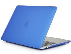 "Hard Case Macbook Pro 13.3 "" Blue Mat"