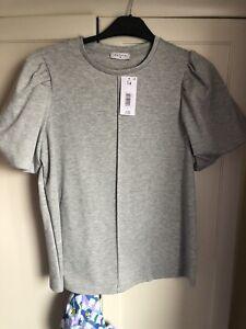 Matalan Papaya Grey T Shirt Size 14 New With Tags