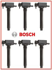 6 Ignition Coils BOSCH 0221504048 For Chrysler Dodge Jeep RAM VW 3.6L V6