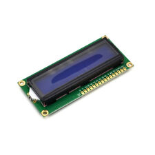 IIC/I2C/TWI/SP�€‹�€‹I Serial Interface1602 16X2 Character LCD Module Display Blue