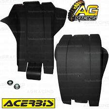 Acerbis Black Skid Plate Sump Guard For Suzuki RMZ 250 2013 13 Motocross Enduro