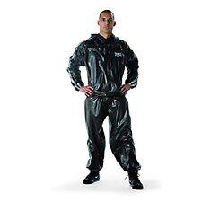 Everlast Men's Hooded Sauna Suit - Black, 30 - 34-inch