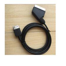 Cavo Scart RGB Adattatore Flessibile per Sega Dreamcast Hdmi Dvi Nero