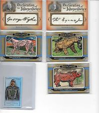 2016 GOODWIN CHAMPIONS MIRACINONYX ORIGIN SPECIES PATCH 1-322 PACKS 1 CARD ONLY