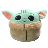 Squishmallow Star Wars Disney Stuffed Plush 5 Inch Mini Baby Yoda The Child NWT