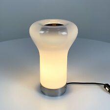 Table lamp  Vintage Saffo Artemide Mangiarotti  Murano Vintage Design Midcentury