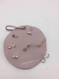 $45 Lucky Brand set of 7 stud earrings B70
