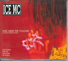 ICE MC - Take Away The Colour ('95 Reconstruction) CDM 4TR Italo Eurodance 1995