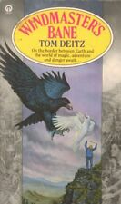 Windmaster's Bane(Paperback Book)Tom Deitz-1988-Acceptable
