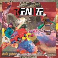 RAVI 1ST MINI ALBUM [ R.EAL1ZE ] CD+BOOKLET+PHOTO CARD  [ VIXX ] US SELLER