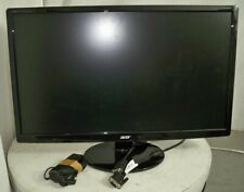 "Acer S241HL UM.FS1AA.001 24"" LCD Monitor DVI VGA HDMI"