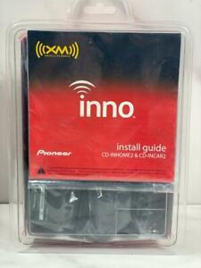 Pioneer Inno 2 Portable XM XM2GO Satellite Radio/MP3 Capability (GEX- INNO2BK)