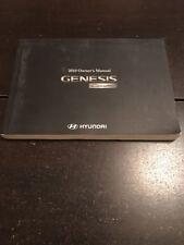2010 Hyundai Genesis Coupe Owners Manual OEM Free Shipping