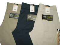 LEE Men's Performance Series Extreme Comfort Relaxed Pant New $48