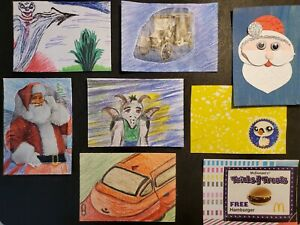 Art - ACEO Various Styles