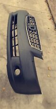 NISSAN ALTIMA 02-04 FRONT BUMPER COVER, w/ Fog Light Holes With grille
