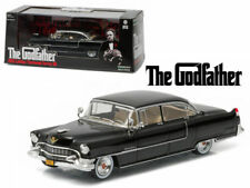 Greenlight The Godfather 1955 Cadillac Fleetwood Series 60 1:43 Black 86492