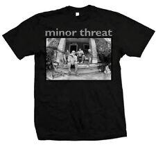 MINOR THREAT - Salad Days T-shirt - Size Large L Classic Hardcore Punk - NEW