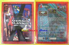 PC CD ROM EXTREME GAMES 1995 ESPN SIGILLATO SEALED italy (*) no dvd