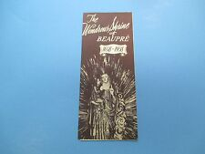 Vintage Travel Brochure, The Wondrous Shrine of Beaupre, 1658-1958, Quebec, S311