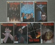 RED TEAM #1-7 SET..GARTH ENNIS/CRAIG CERMAK..DYNAMITE  2013 1ST PRINT..VFN+