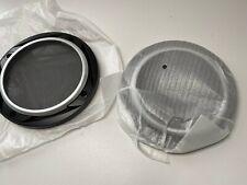 JL Audio Speaker cover grills, Mesh, New Pair of 2 C525