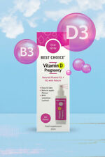 Best Choice Vitamin D Pregnancy Oral Spray 25ml