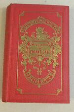 Un enfant gâté, Bibliothèque rose illustrée, Zénaïde Fleuriot, bon état