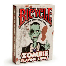 Bicycle Zombie Playing Cards Deck