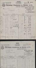 London. 1931. George Harding & Sons Ltd. Hardware. 25-51 Long Lane. ZT41
