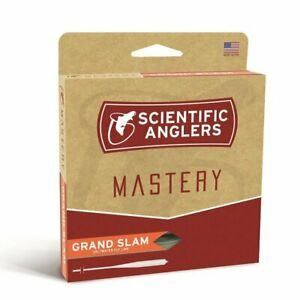 Scientific Anglers Mastery Grand Slam Fly Line - WF8F - NEW - 120982