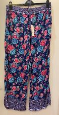 New M&S Marks and Spencer Women's Lounge Pants Pyjama Size 18