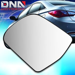 FOR 2001-2007 TOYOTA HIGHLANDER FACTORY STYLE SIDE MIRROR GLASS HEATED LEFT LH