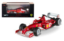 HWEN5603 by HOT WHEELS ELITE FERRARI F2002 M. SCHUMACHER CANADA GP 150 #1 1:43