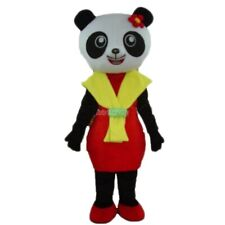 Panda Mascot Costume Suits Cosplay Outfits Carnival Halloween Xmas Easter Adult