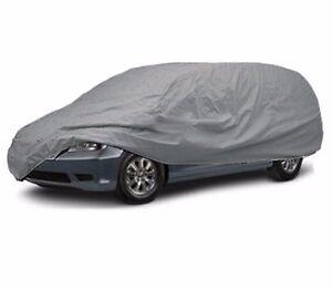 3 LAYER Volkswagen VW Routan 2009-2010 Van Car Cover waterproof