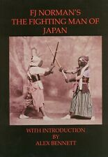 Fj Norman's Fighting Man of Japan samurai Seppuku martial art 1900s Book Bennet