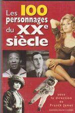 F. Jamet - Les 100 personnages du XX è siècle - Brigitte Bardot en couverture